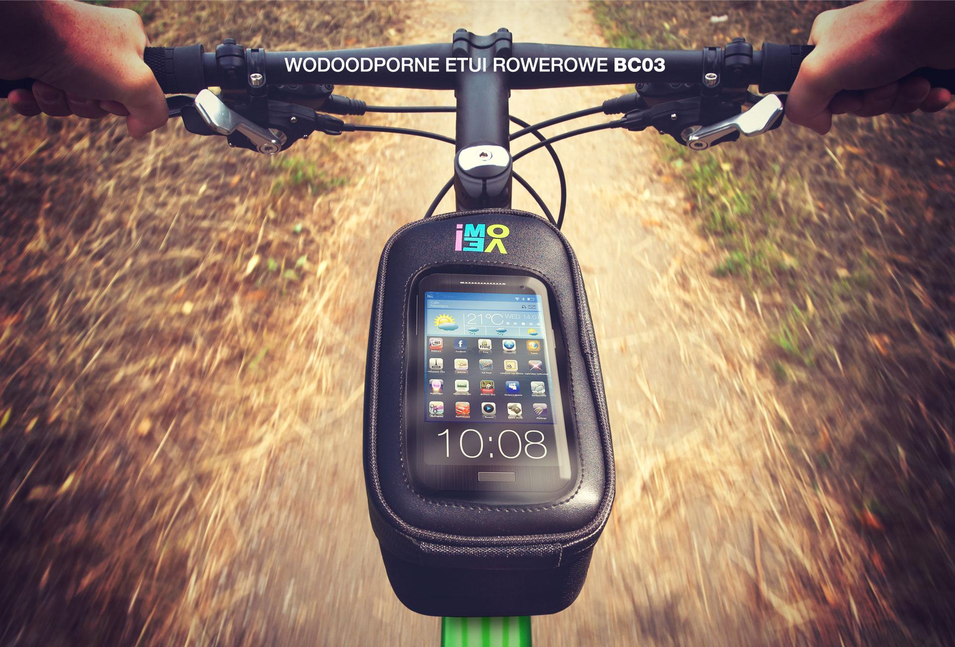 Wodoodporne etui rowerowe BC03.